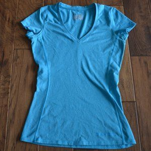 Under Armour Fitted Heat Gear T-Shirt Size S
